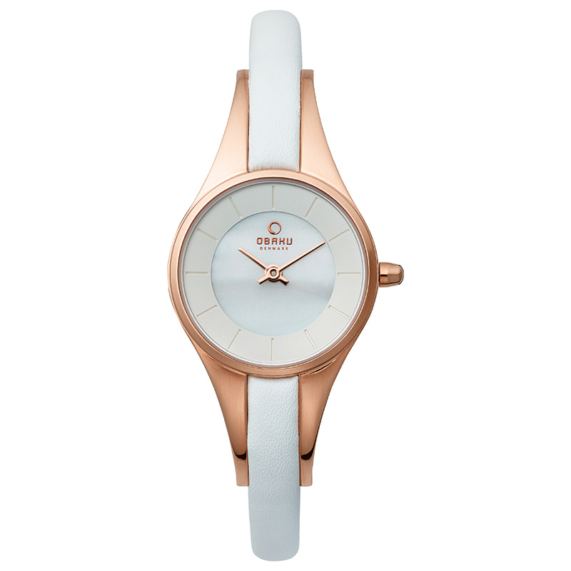 Obaku Women watch MORGEN - PEARL