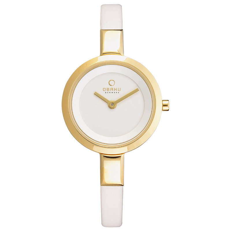 Obaku Women watch SIV - COTTON