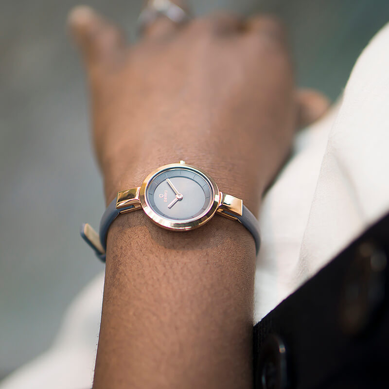 Obaku Women watch SIV - PEBBLE SM1 view