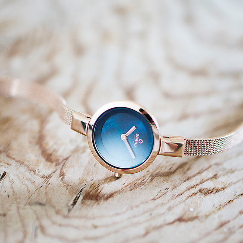 Obaku Women watch SIV - AZURE SM2 view