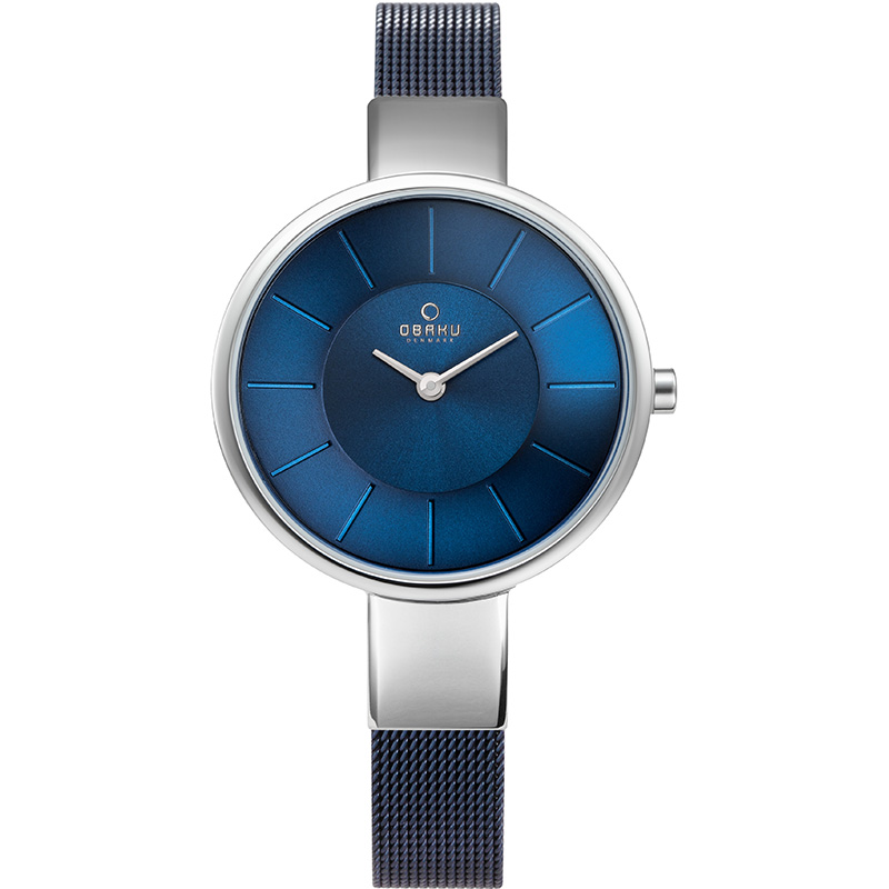Obaku Women watch SOL - ARCTIC FRONT view