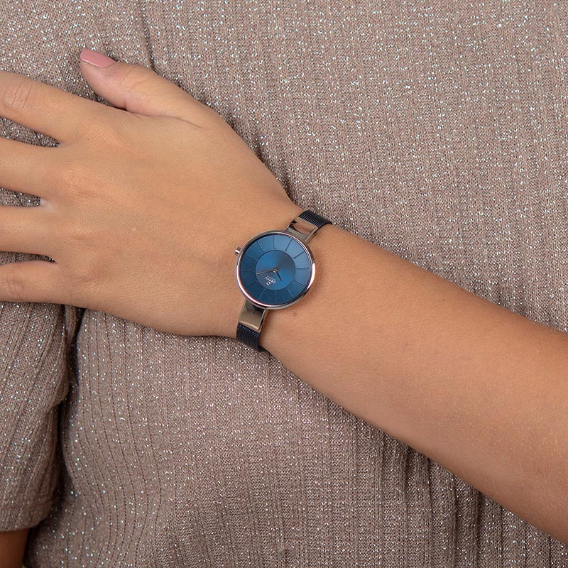 Obaku Women watch SOL - ARCTIC WRIST view