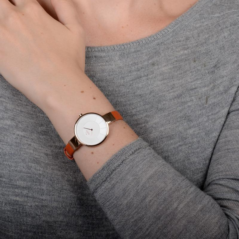 Obaku Women watch SOL - PUMPKIN SM1 view