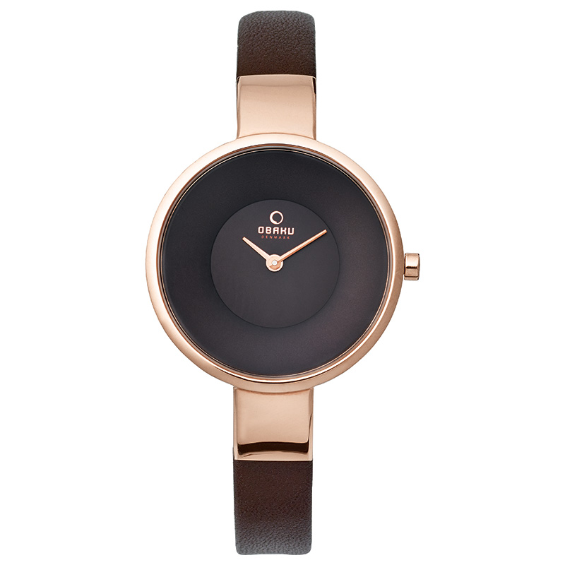 Obaku Women watch SOL - HAZEL FRONT view