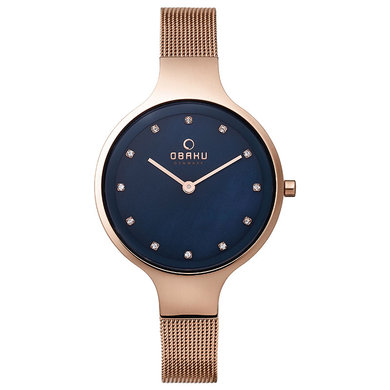 Obaku Women watch SKY - AZURE