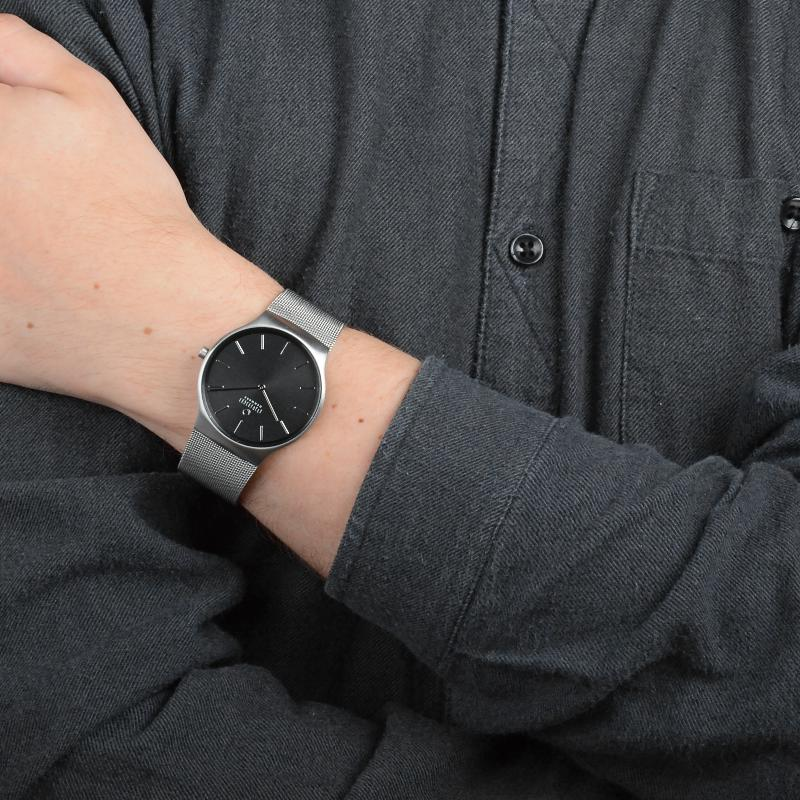 Obaku Men watch ROLIG - ONYX SM1 view