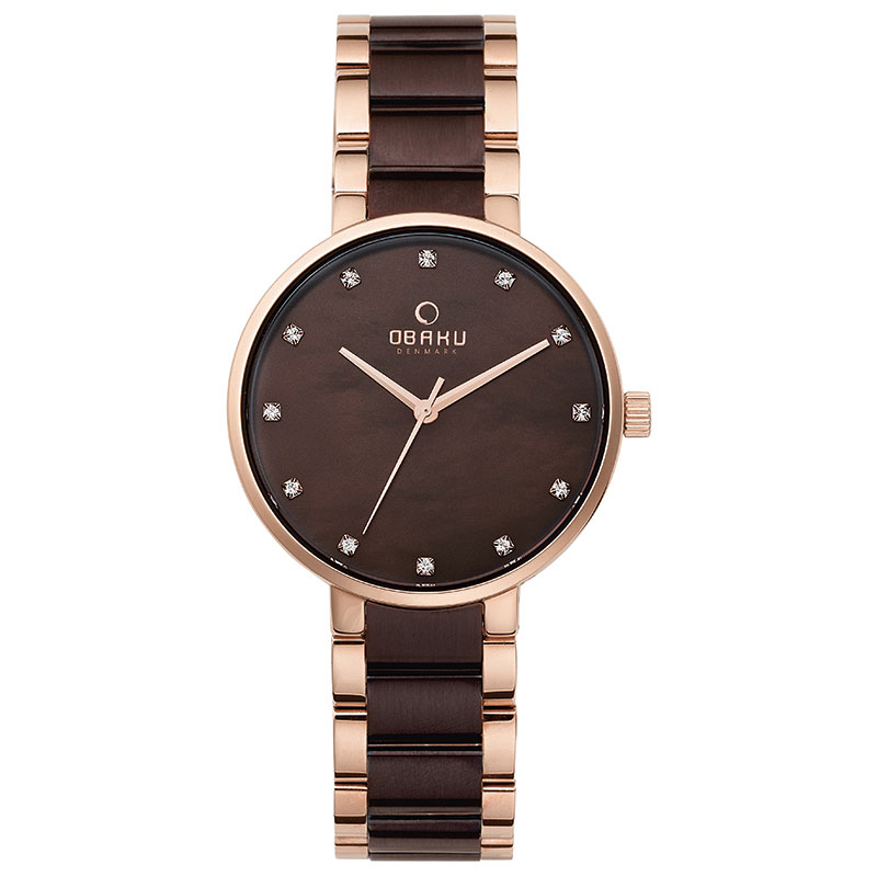 Obaku Women watch GLAD - NUT