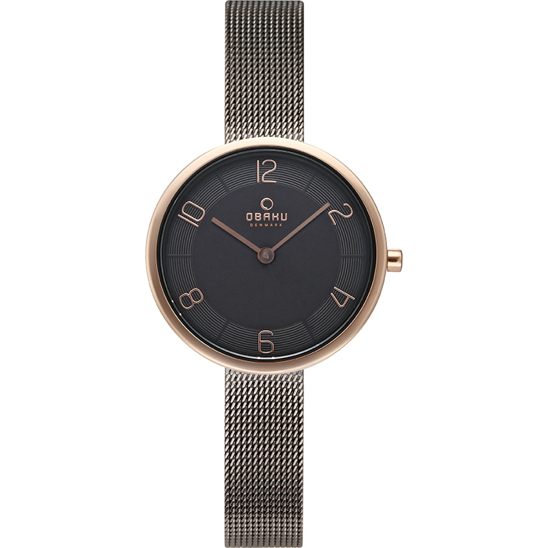 Obaku Women watch VAND - GRANITE FRONT view