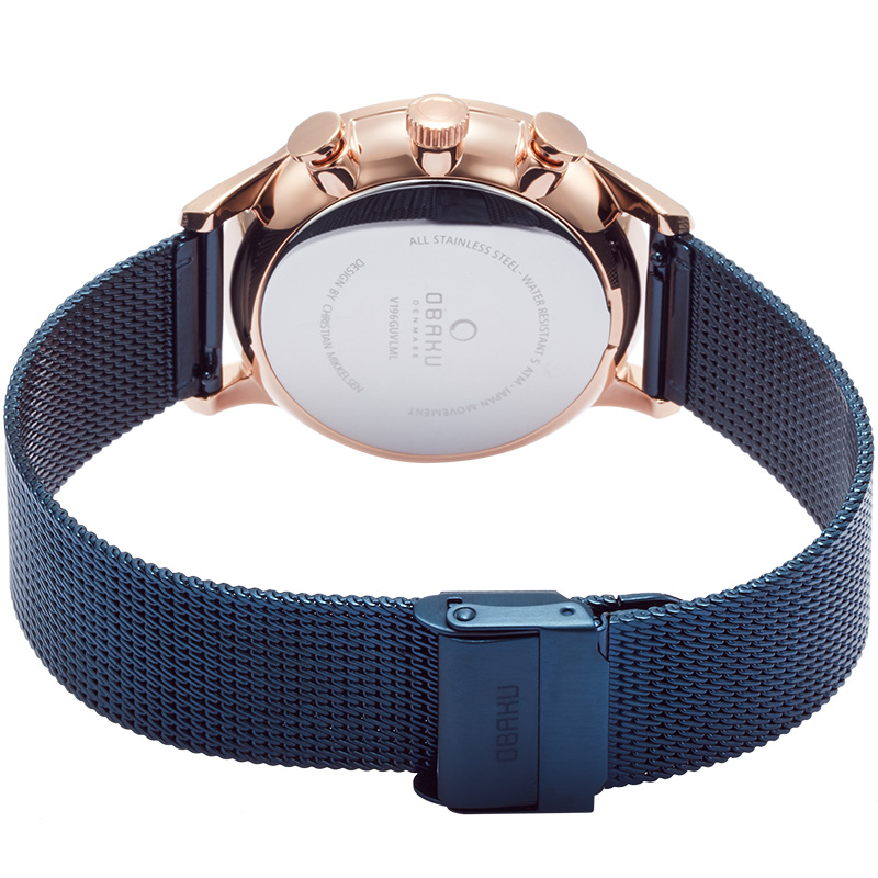 Obaku Men watch GRAN - OCEAN CLOSE view