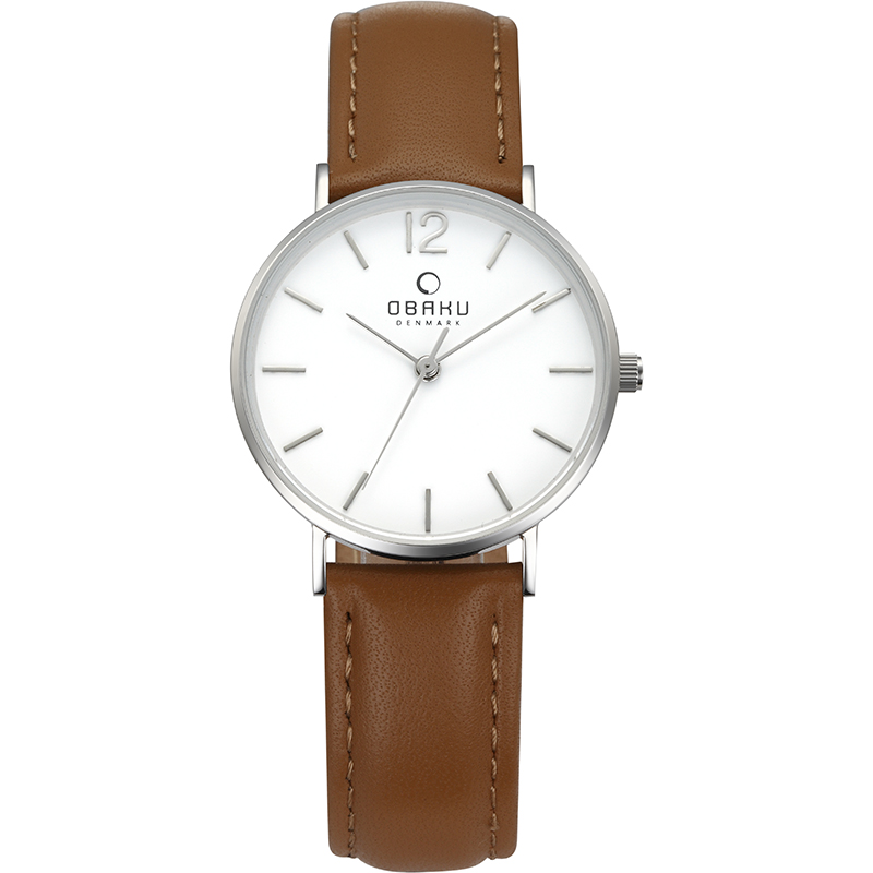 Obaku Women watch MARK LILLE - MOCHA