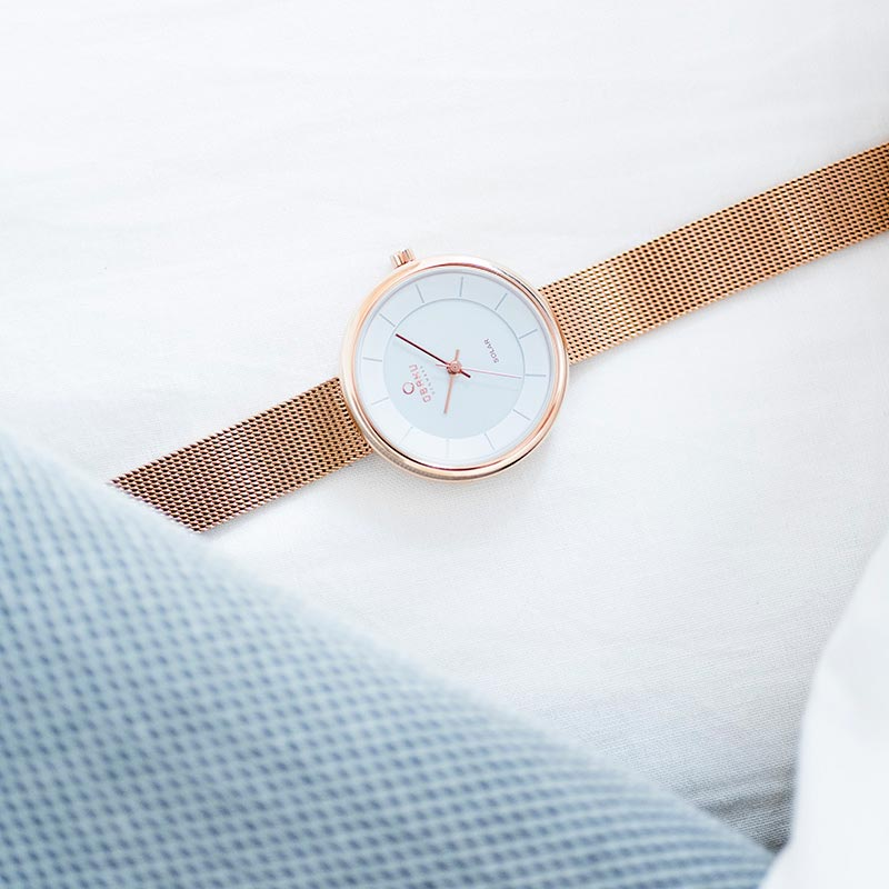 Obaku Women watch LYS - ROSE SM1 view