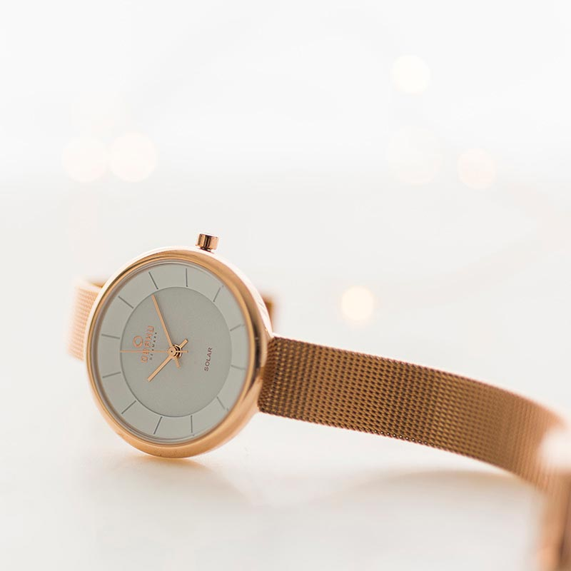 Obaku Women watch LYS - ROSE SM2 view