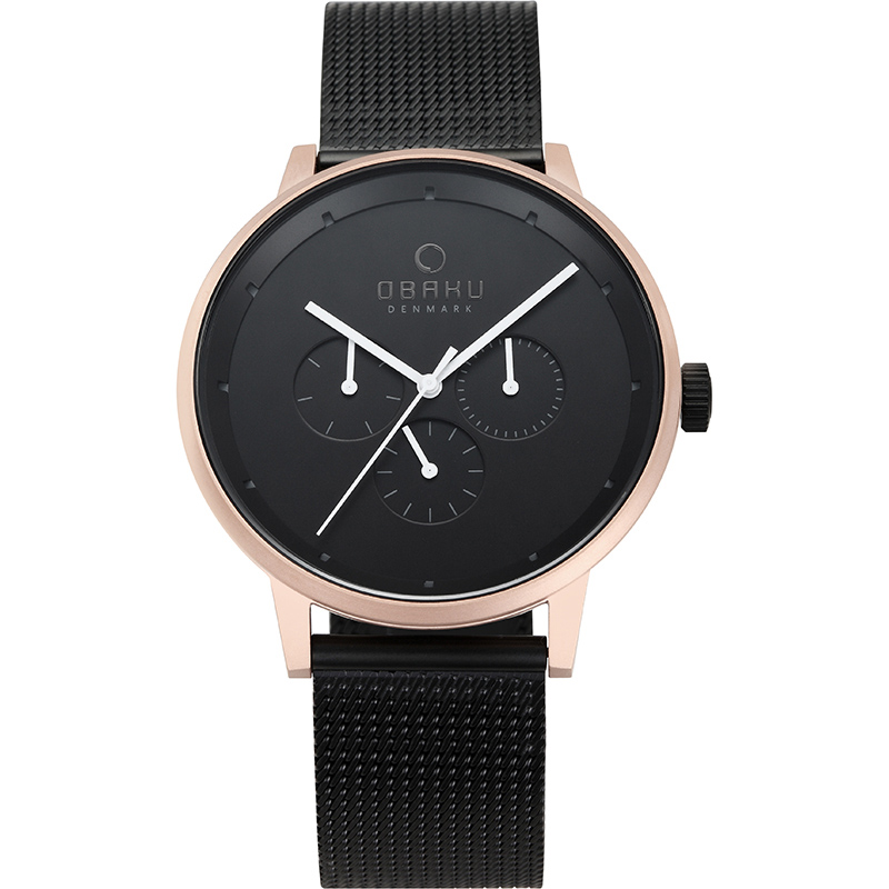 Obaku Men watch VENLIG - NIGHT