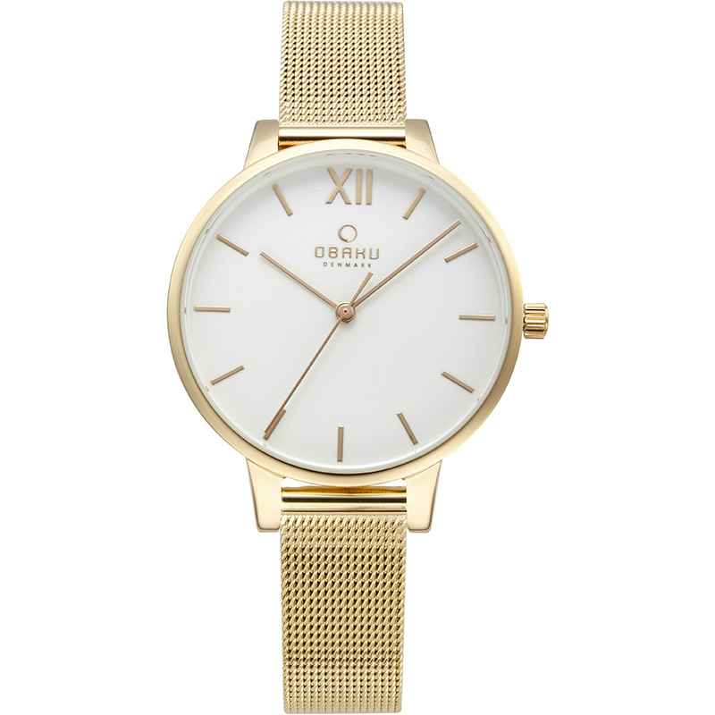 Obaku Women watch LIV - GOLD