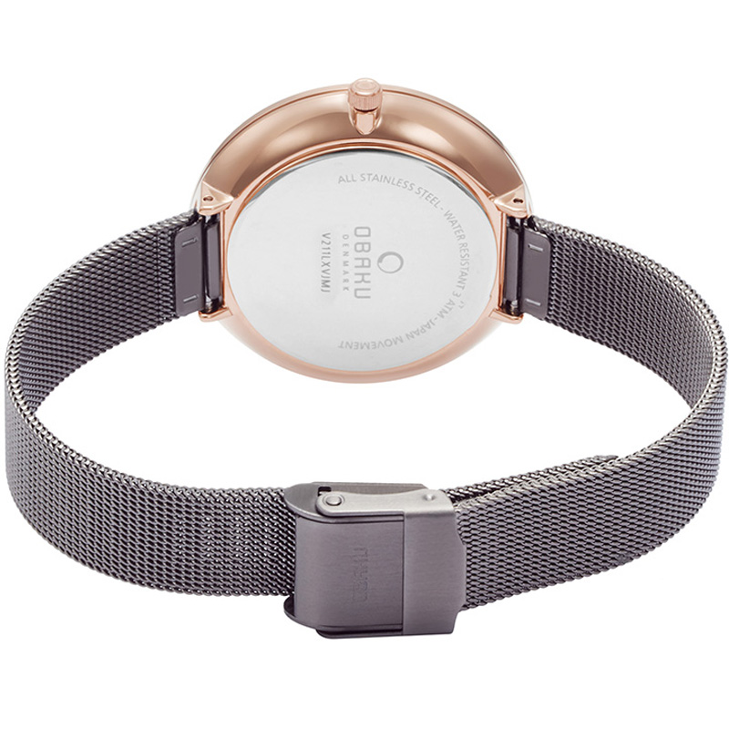 Obaku Women watch MYNTE - GRANITE CLOSE view