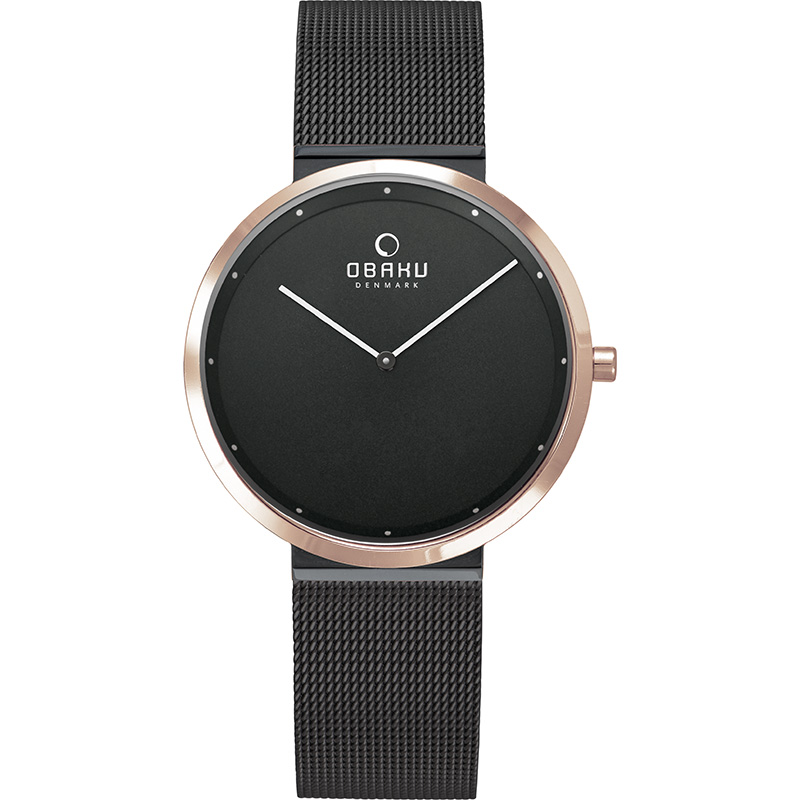 Obaku Women watch PAPIR LILLE - NIGHT FRONT view