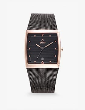 Obaku Men watch LUND
