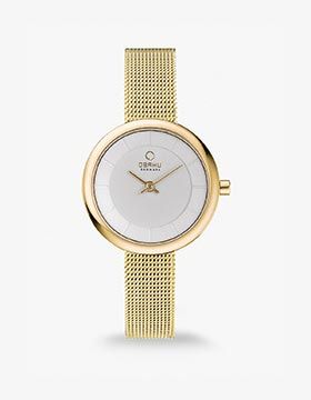 Obaku Women watch STILLE