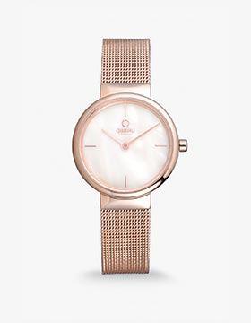 Obaku Women watch KLAR LILLE