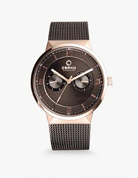 Obaku Men watch LER