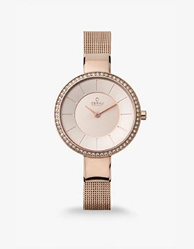 Obaku Women watch SOL GLIMT