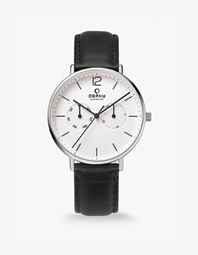 Obaku Men watch FLOD