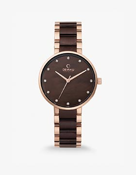 Obaku Women watch GLAD
