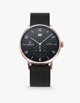 Obaku Men watch RISLEN
