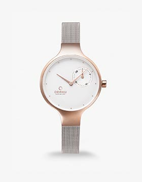 Obaku Women watch ENG