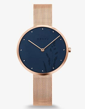 Obaku Women watch HASSEL NATUR