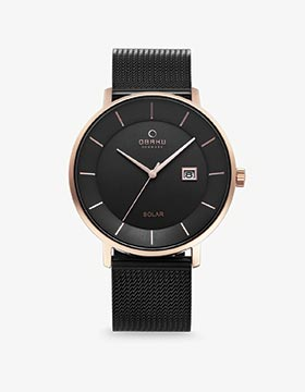 Obaku Men watch NORDLYS