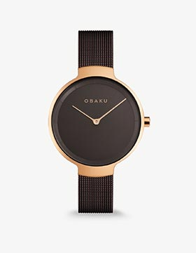 Obaku Women watch BIRK