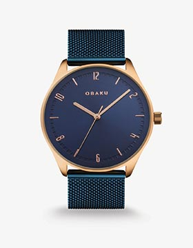 Obaku Men watch AGER